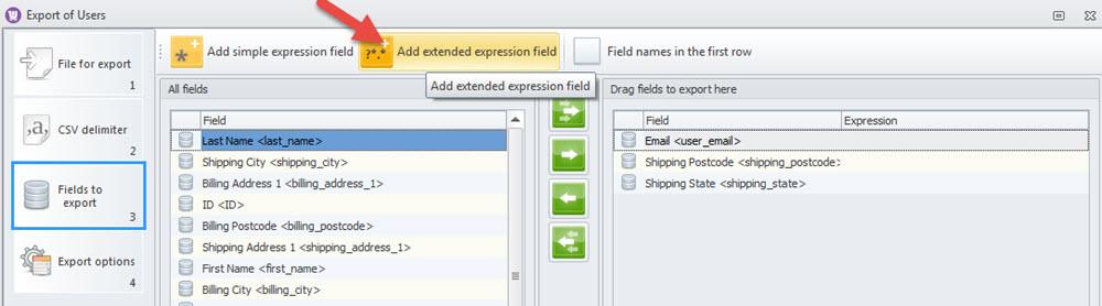 Add Custom SQL