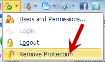 Remove Protection