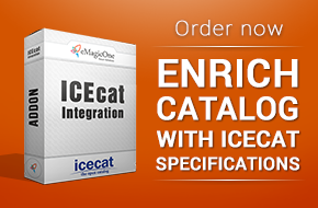 ICEcat integration
