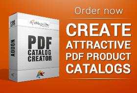 PDF creator catalog