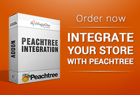 Peachtree Integration Addon