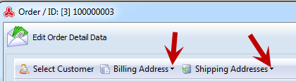 Billing and Shipping Adresses