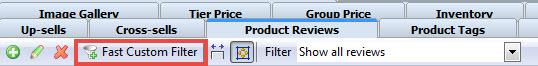 Fast Custom Filter