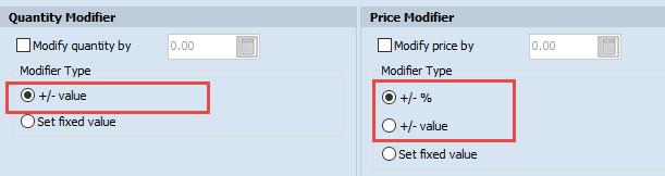 Modify type checkbox