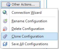 Clone Configuration