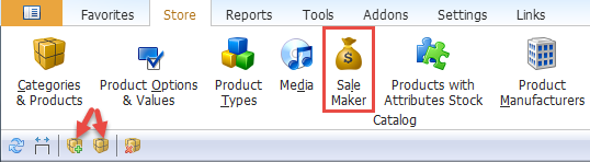Sale Maker